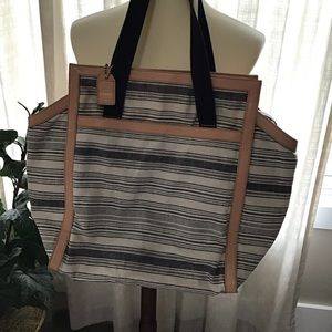 Fossil Large tote bag
